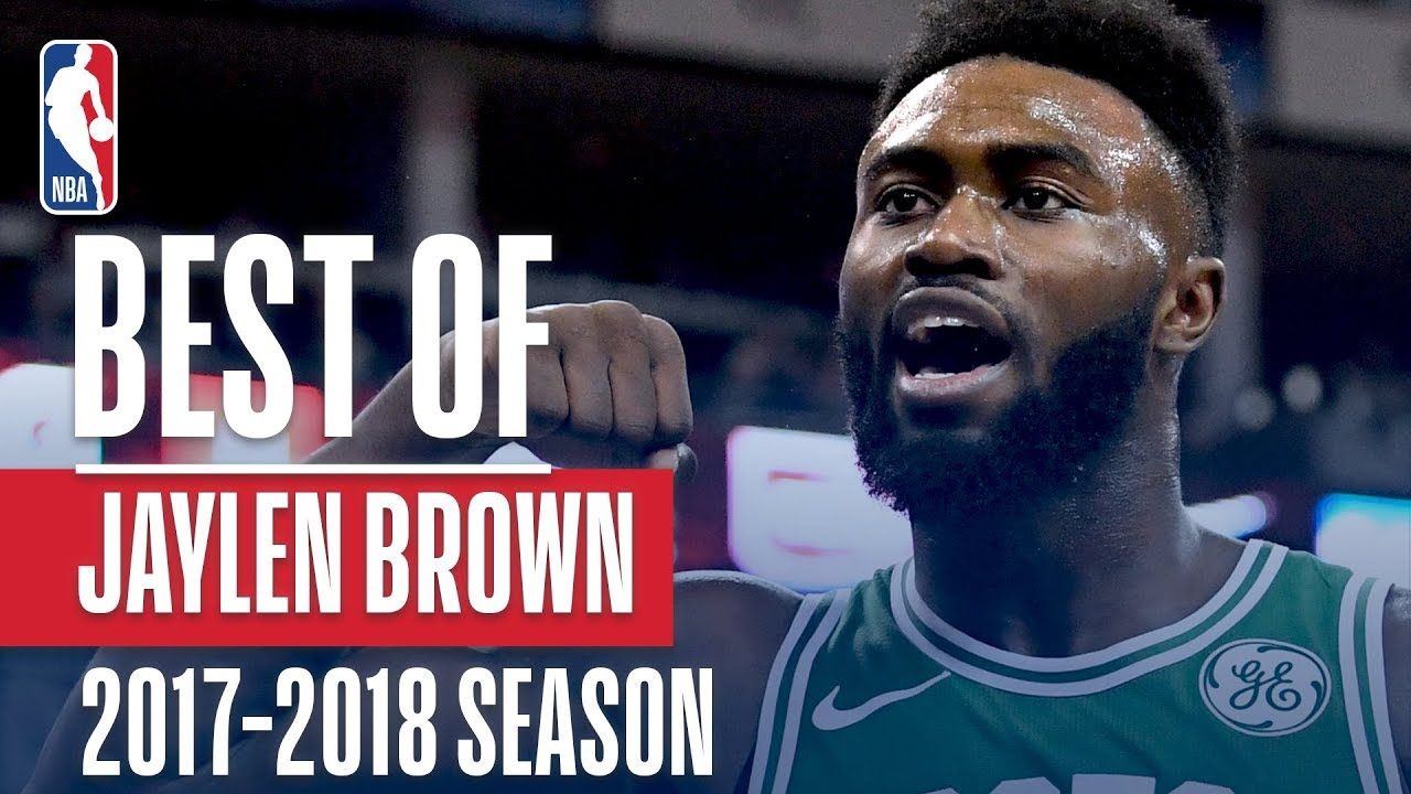 Jaylen Brown sees Boston Celtics in NBA Finals