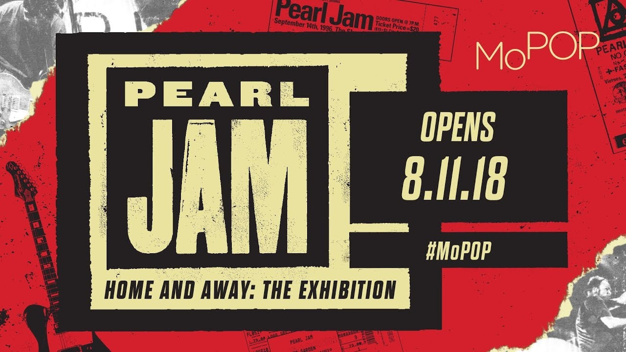 Pearl Jam gives sneak peek of 'Home and Away' exhibit at Seattle's Museum of Pop Culture