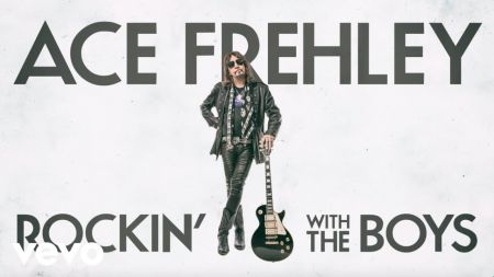 Ace Frehley announces 'Spaceman' solo album, shares new single 'Rockin' with the Boys'