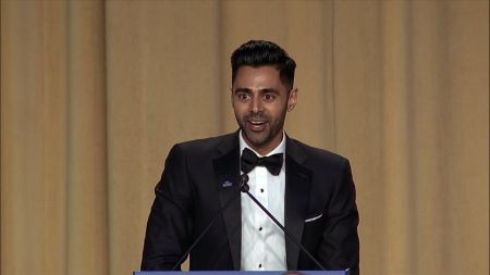 Hasan Minhaj's 'Patriot Act' series gets premiere date on Netflix
