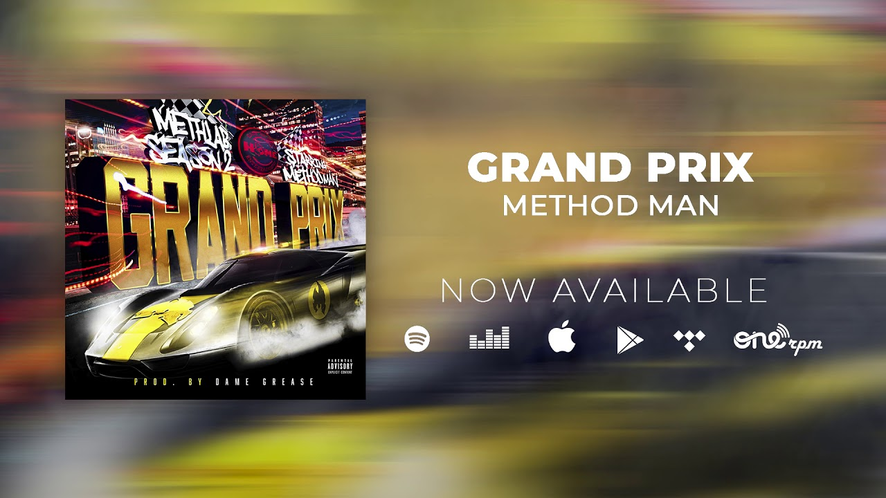 Listen: Method Man shares new single 'Grand Prix' off upcoming album