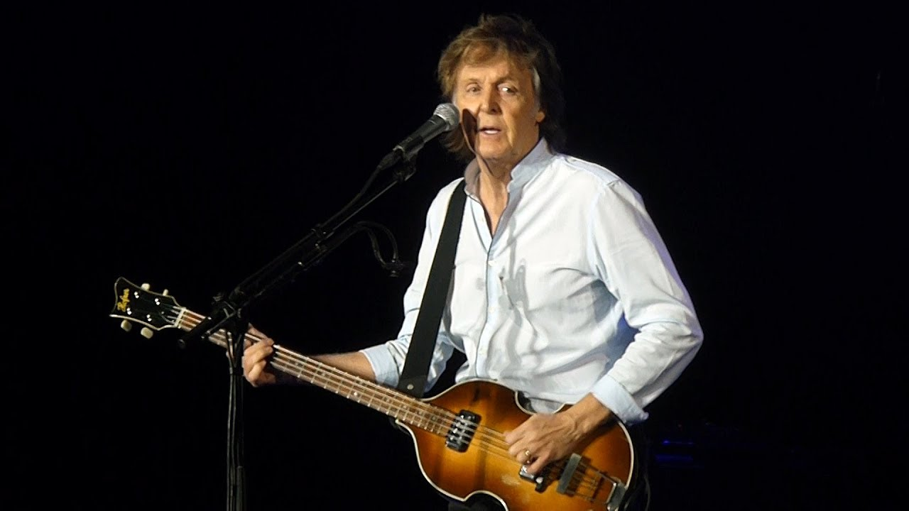 Paul McCartney adds 2018 world tour dates in Japan