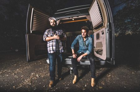 Interview: Brent Rupard and Anthony Olympia discuss their new duo project, Everette
