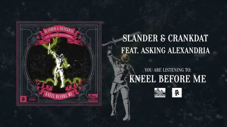 Asking Alexandria collides with EDM on new track 'Kneel Before Me'