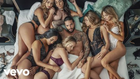 Maluma lives his best life in 'Mala Mía' music video