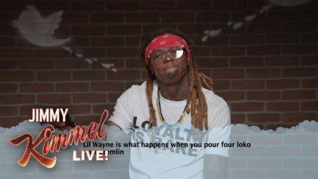 Lil Wayne, Pusha-T, A$AP Rocky, more read mean tweets on 'Jimmy Kimmel Live': Watch