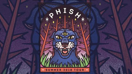 Phish share entire Raleigh show from their 2018 summer tour: Watch