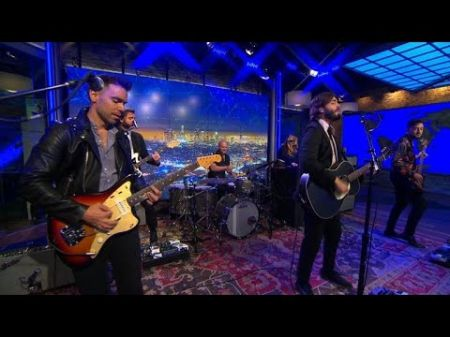 Watch: Lord Huron perform songs from 'Vide Noir' on 'CBS This Morning' ahead of fall tour