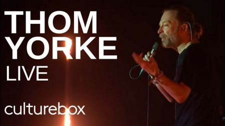 Radiohead's Thom Yorke announces fall solo tour