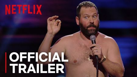 Bert Kreischer's 'Secret Time' is about to debut on Netflix