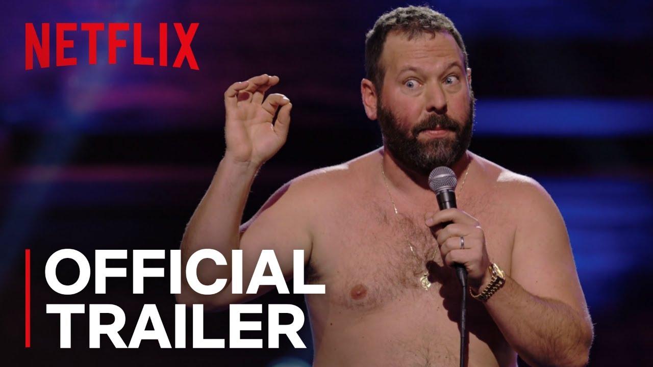 Bert Kreischer's 'Secret Time' is about to debut on Netflix