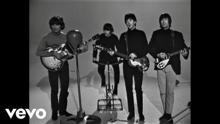 Previously lost Beatles footage from 1964 has been found