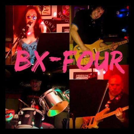 <p>BX-Four celebrates birthday with great music. </p>