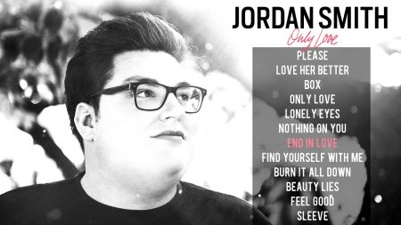 Listen to 'The Voice' season 9 winner Jordan Smith's new album