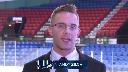 San Diego Gulls name Andy Zilch television and radio broadcaster