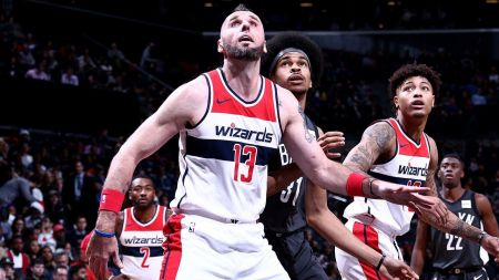 2018-19 LA Clippers roster: Marcin Gortat player profile