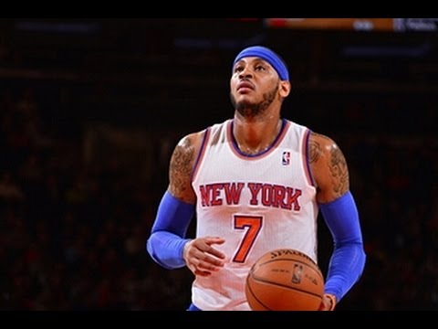 Mike D'Antoni optimistic about Carmelo Anthony's fit in Houston