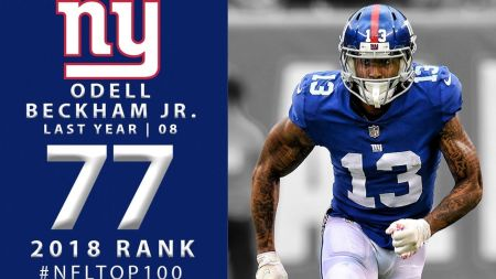 New York Giants best players and predictions for the 2018 season