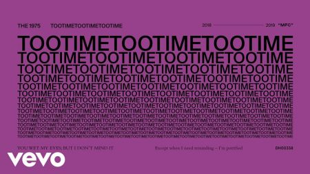 Listen: The 1975 drop new single 'TooTimeTooTimeTooTime'