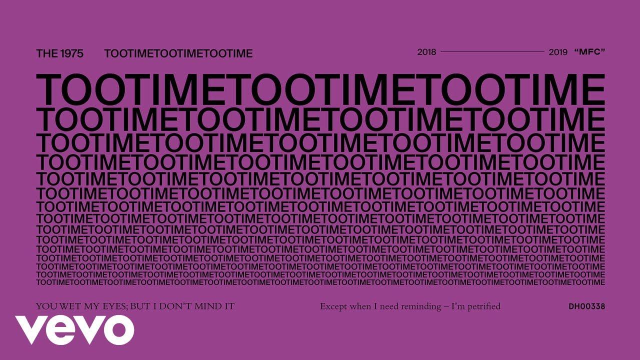 Listen: The 1975 drop new single 'TooTimeTooTimeTooTime'