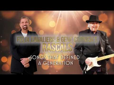 5 things you didn't know about Felix Cavaliere & Gene Cornish's Rascals