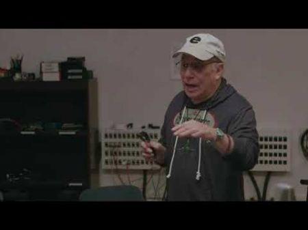 Watch: Paul Simon in the studio recording new version of 'Darling Lorraine'