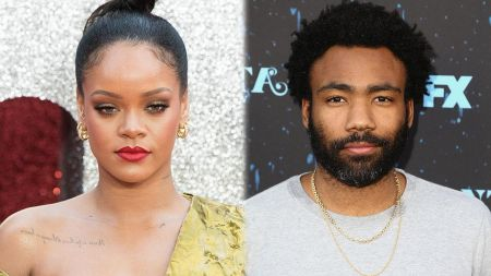 Rihanna and Childish Gambino are filming 'Guava Island' project in Cuba