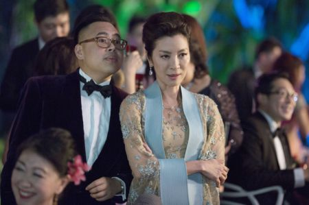 Reviews: 'Crazy Rich Asians' and 'Mile 22' headline a wild weekend at the box office, Aug 17