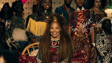 Janet Jackson and Daddy Yankee unite in 'Made for Now' music video