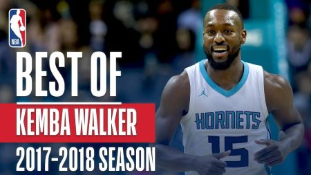 Kemba Walker looking to build legacy in Charlotte