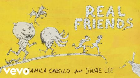Listen: Camila Cabello calls out for her 'Real Friends'