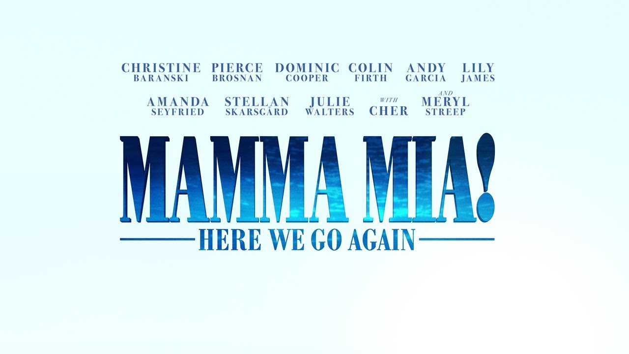 'Mama Mia! Here We Go Again' soundtrack tops UK Albums Chart for fourth consecutive week