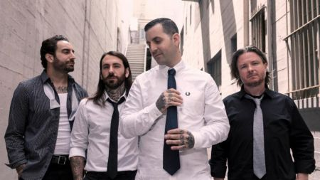 Bayside announce 2018 through 2019 acoustic tour