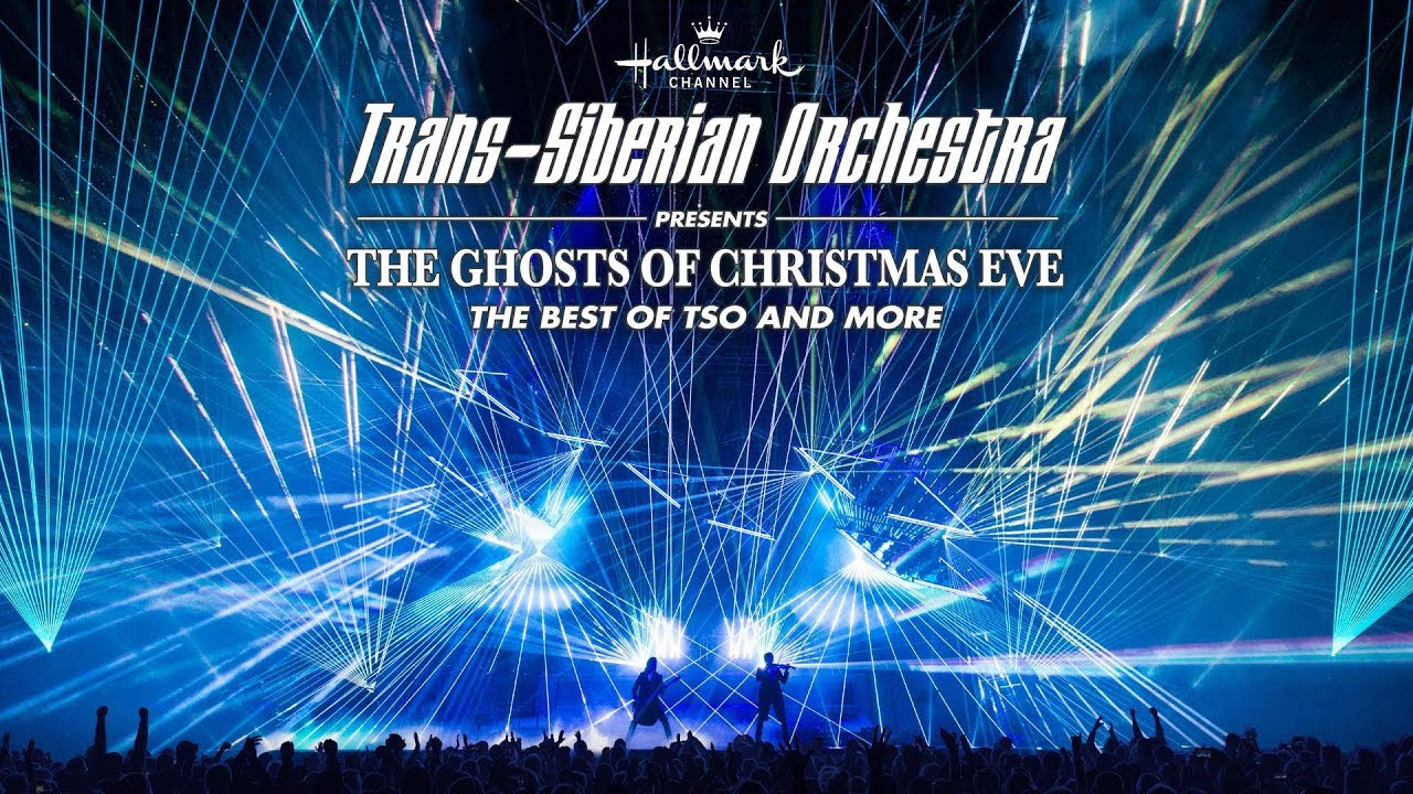 Trans-Siberian Orchestra announce The Ghosts of Christmas Eve 2018 ...