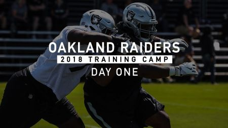 Oakland Raiders 2018 team preview