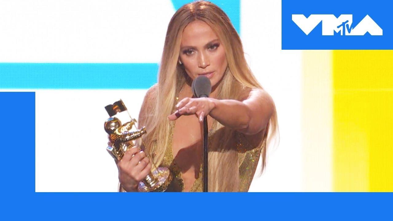 J.Lo, Camila Cabello & J Balvin: Latinos represent and win big at 2018 MTV VMAs
