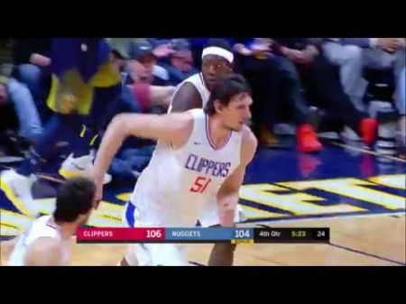 2018-19 LA Clippers roster: Boban Marjanovic player profile