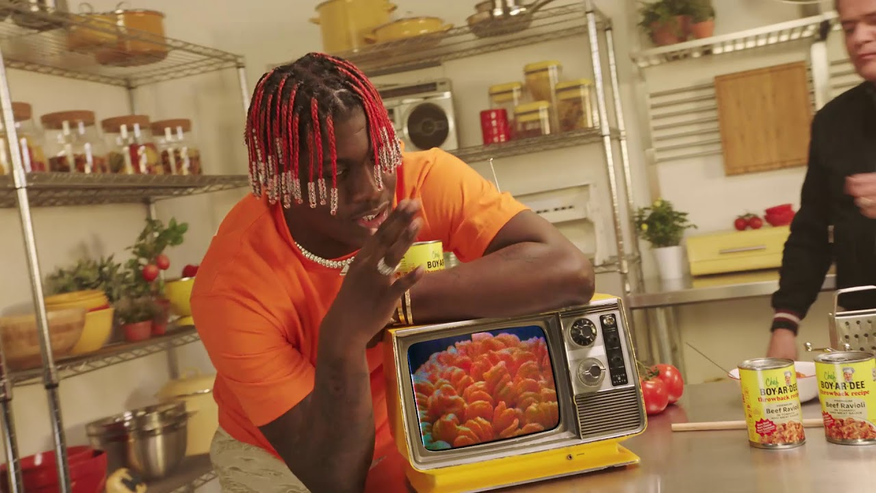 Lil Yachty teams up with Donny Osmond for Chef Boyardee jingle