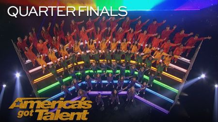 'America's Got Talent' season 13, episode 15 recap: Cats, a choir and creepy girls rule