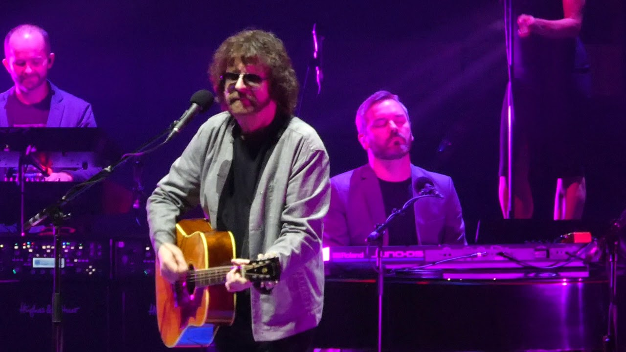 Review Jeff Lynne S Elo Makes Magical Return To Madison