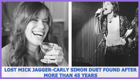 Mick Jagger and Carly Simon secret collaboration discovered
