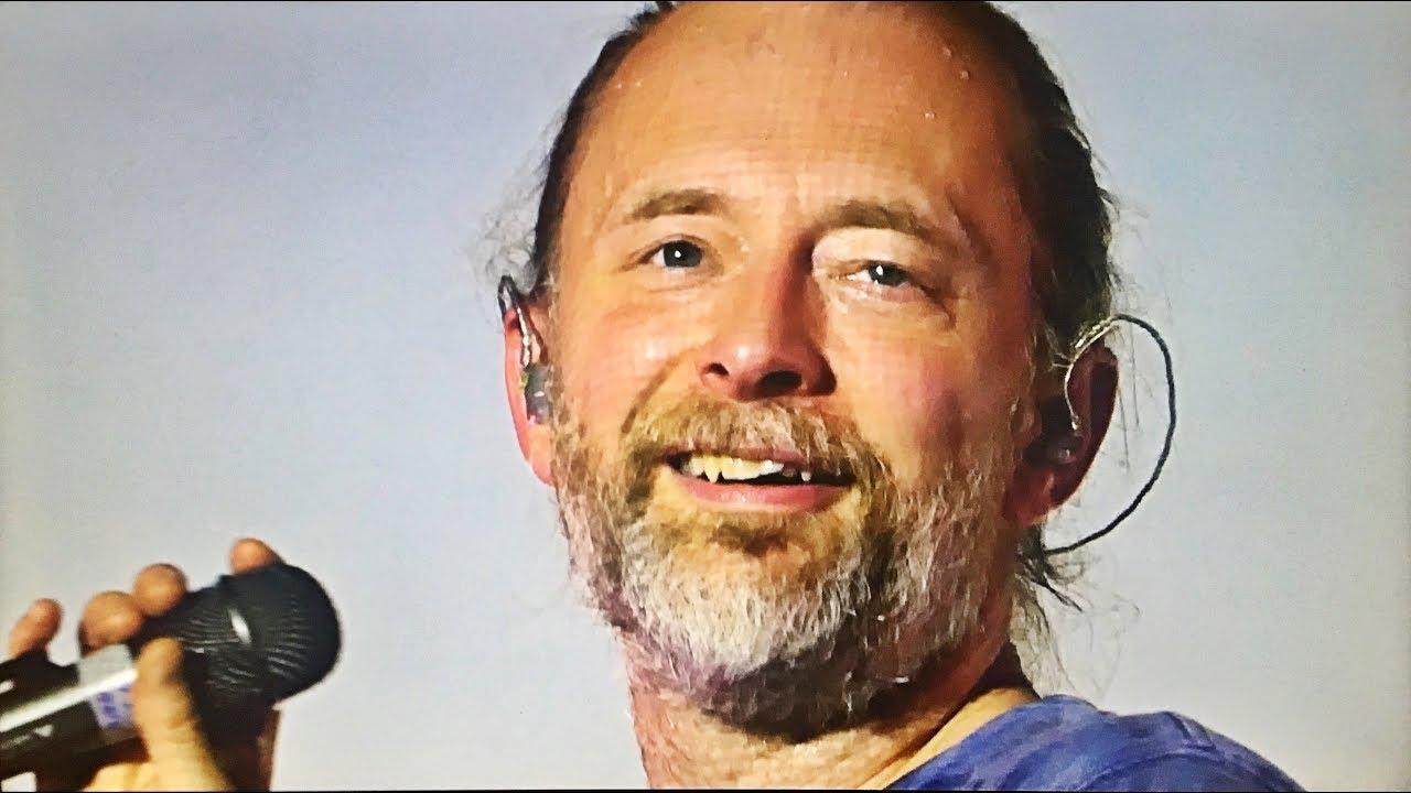 Thom Yorke attending 2018 Venice Film Festival to promote 'Suspiria' remake