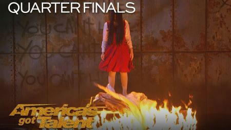 'America's Got Talent' eliminations: Did voters get it wrong with The Sacred Riana?