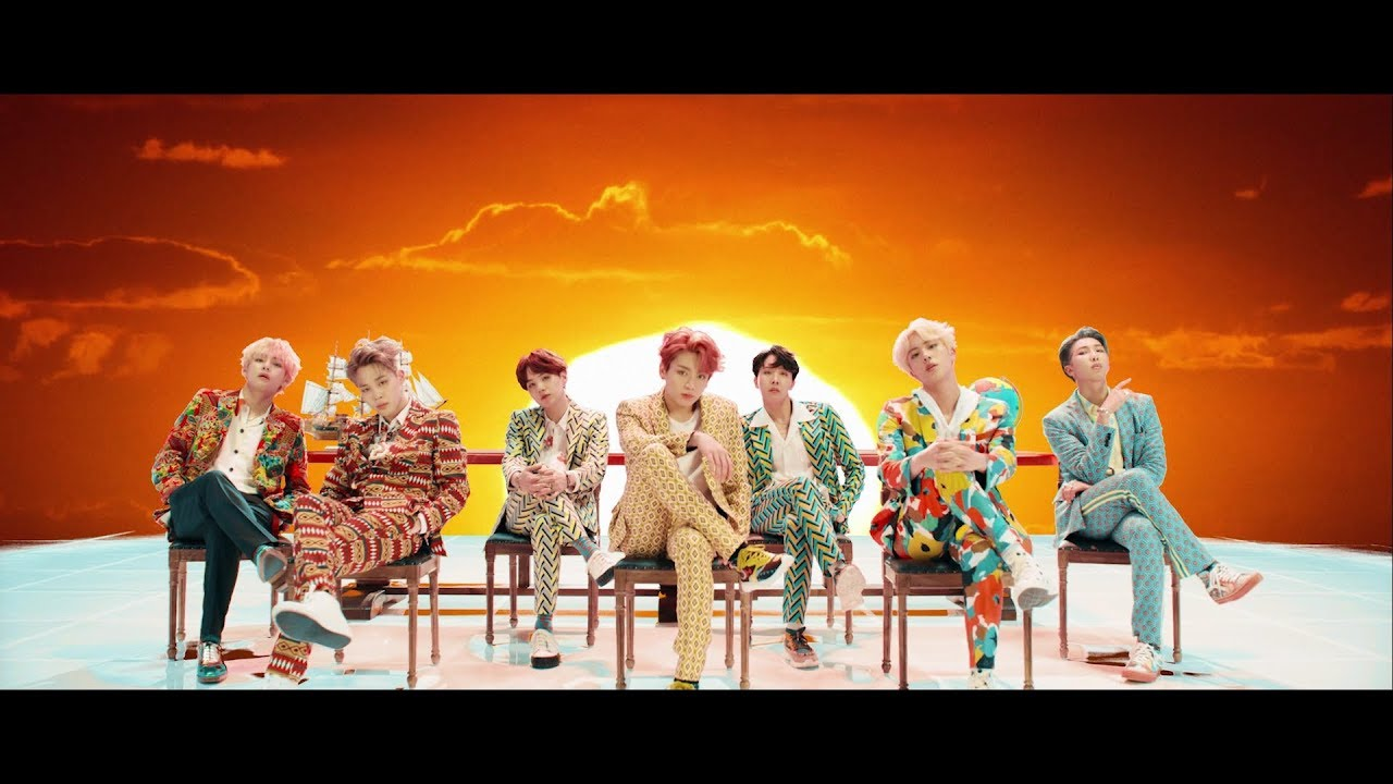 Watch: BTS release bold, psychedelic 'Idol' music video