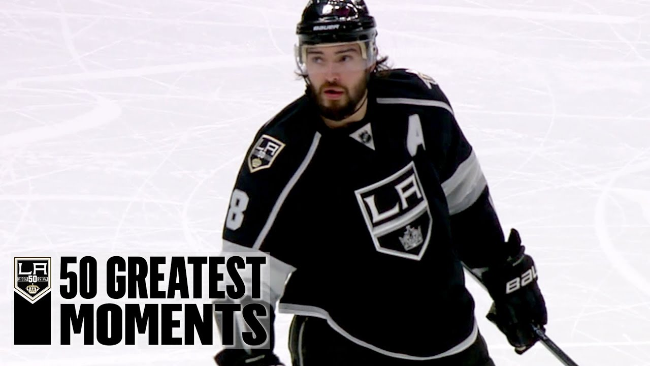 Top 7 best LA Kings right defence (so far)
