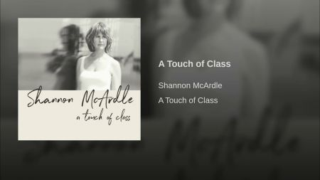 Shannon McArdle releases sharp new album 'A Touch of Class'  (Listen)