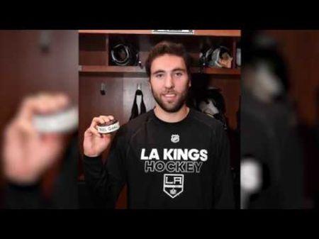 2018-19 LA Kings roster: Michael Amadio player profile