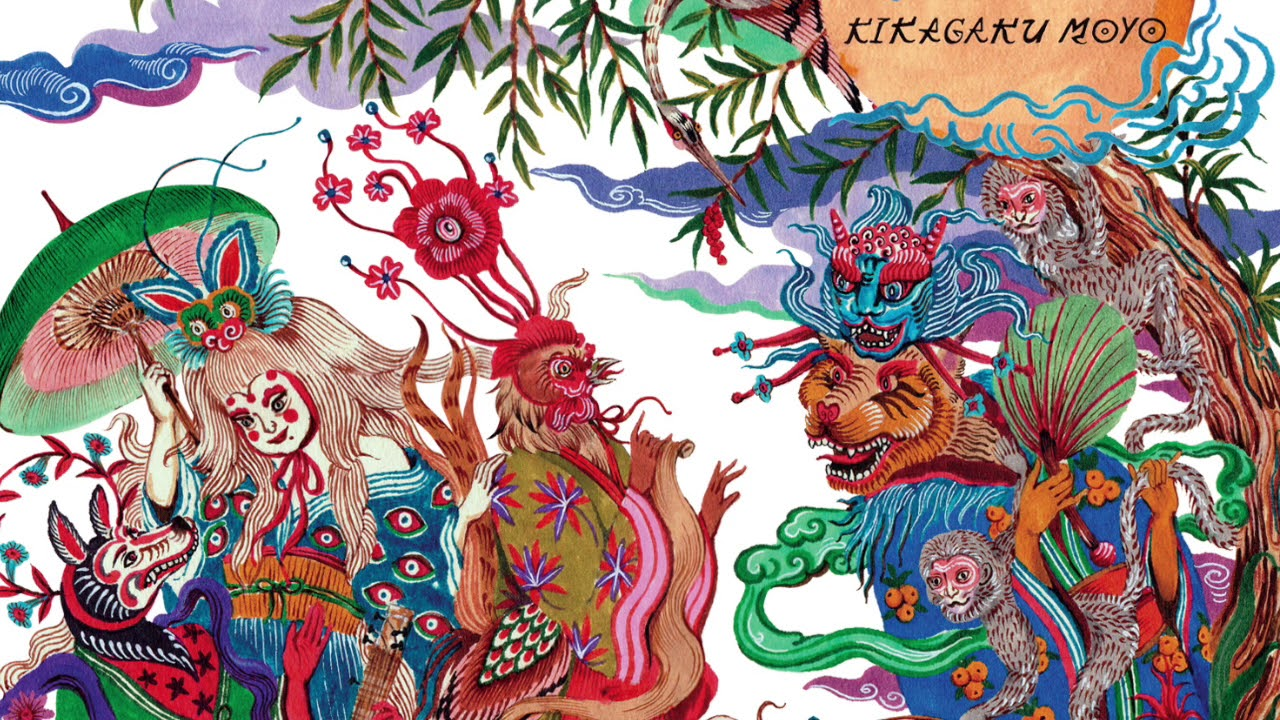 Listen: Kikagaku Moyo mix funk and psychedelia on new lengthy single, 'Dripping Sun'