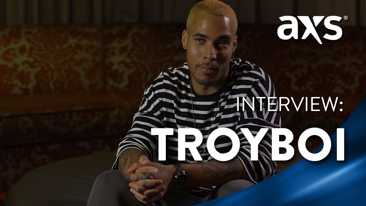 TroyBoi announces select cities for 'Vibez' North American fall tour