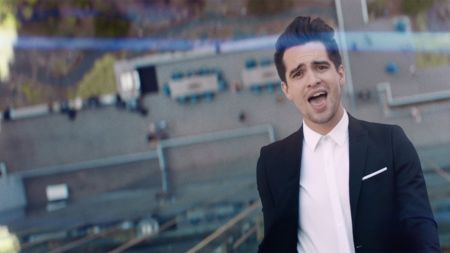 Watch Panic! at the Disco reach for the stars in 'High Hopes'